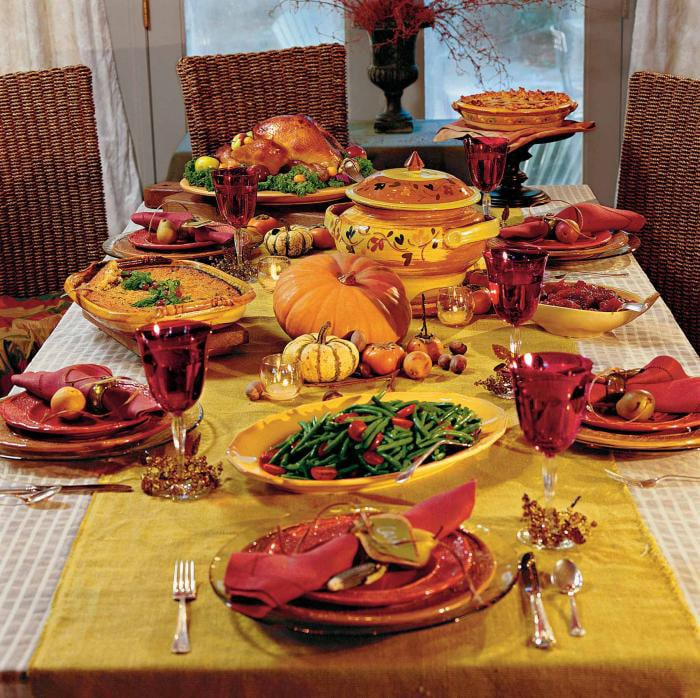 A feast to be thankful for. Photo credit: ClaraDon via Foter.com / CC BY-NC-ND