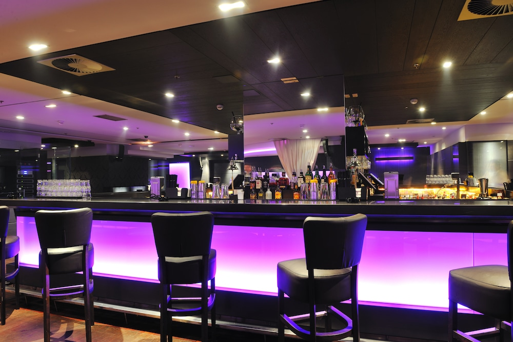 modern bar club indoors