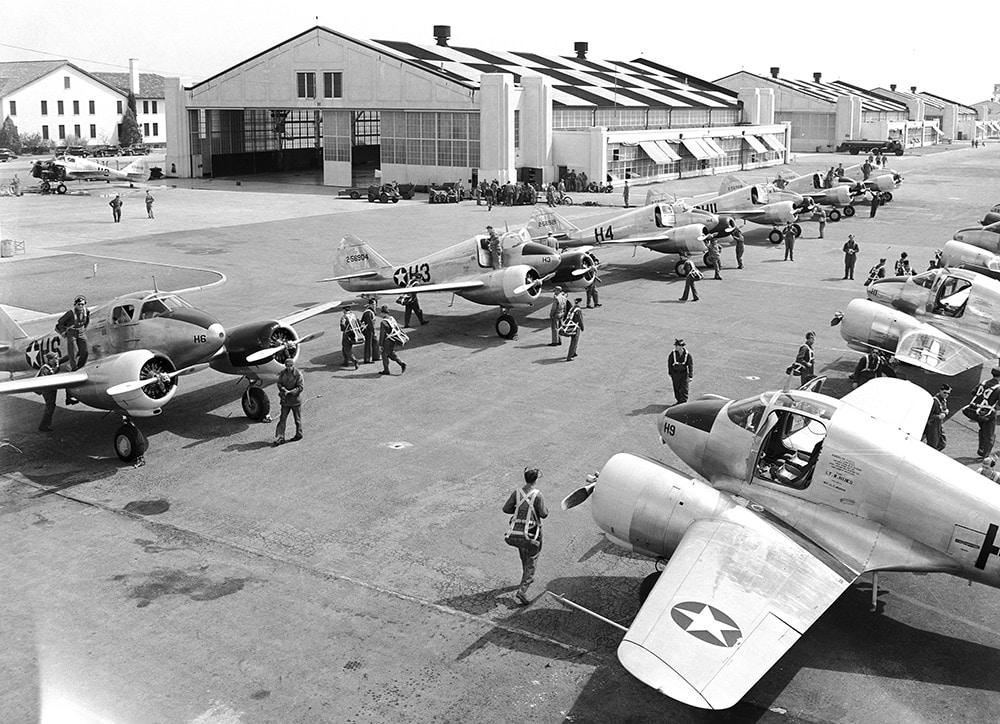 randolph air base