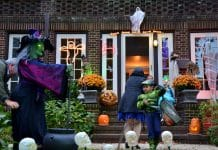trick-or-treating in san antonio